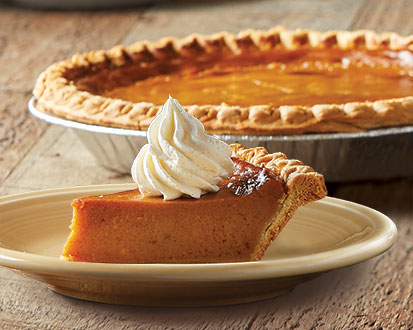 Pie Special: Pumpkin