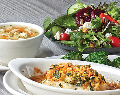 Salad Bar Dinner Deals - Only 11.49!