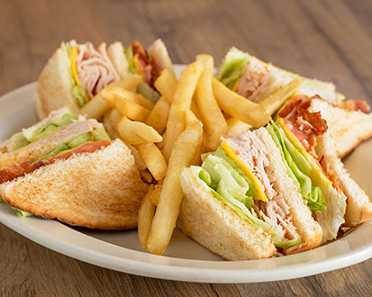 Daily Lunch Deals - Save $1!