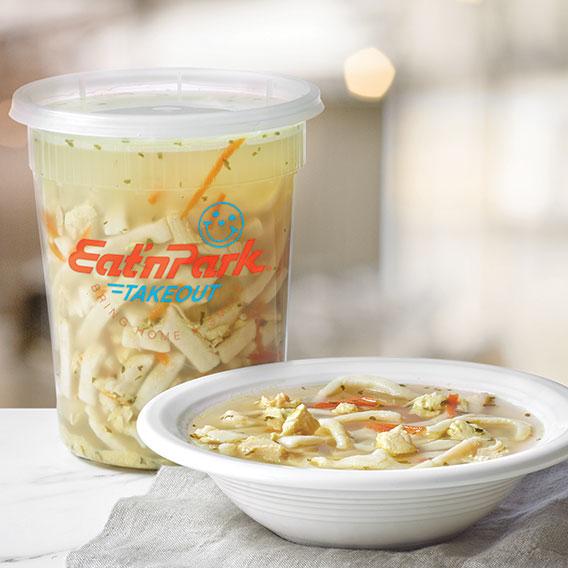 Quart Of Soup Or Chili Eatn Park Restaurants