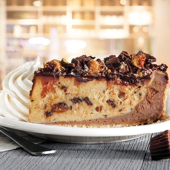 The Cheesecake Factory Bakery® Reese's® Cheesecake