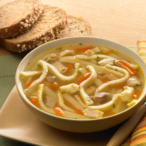 Chicken Noodle Soup - Every day