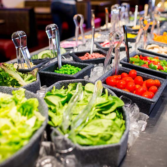 Soup Salad Fruit Bar Eat N Park Restaurants