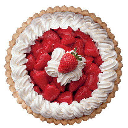 Eat'n Park Strawberry Pie was perfected by the daughter of our founder.