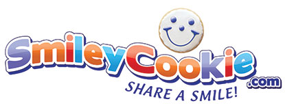 Our online store expands to become SmileyCookie.com. Smiley Cookies can now be shipped anywhere in the U.S., and to APO/FPO addresses.